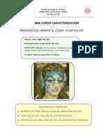 programa caracterización