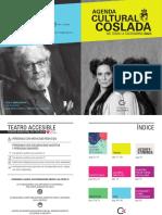 CULTURA | Agenda Cultural #Coslada / De junio a diciembre de 2021