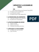 R1_TEMA 9 LOS IMPUESTOS Y LA ECONOMÍA DE TODOS
