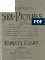 Edward Elgar - Sea Pictures
