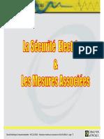 Formation Chauvin Arnoux sur la Sécurité Electrique V3