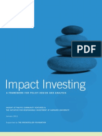 Impact Investing Policy_FULL REPORT_FINAL