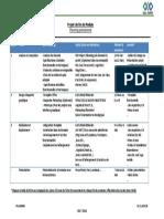 PFM ASP-Planning