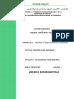 M04 Soudo-brasage Et Oxycoupage FGT-TFI