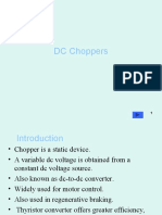 dc choppers