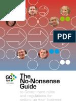no-nonsense