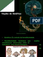 Aula de ciencias genética 2 - 9 ano