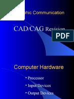 CAD & CAG revision