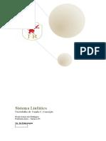 trabalho do sistema linfático