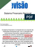 Sistema Financeiro Nacional Revisão