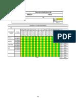 FT-SST-115 Formato Cronograma de Mantenimiento