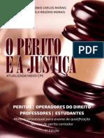 O Perito e a Justiça - Matéria sobre Perícia Contábil