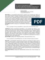 PERALTA, Carlos E. El nuevo paradigma de la sustentabilidad fuerte como pilar del estado ecológico de derecho.