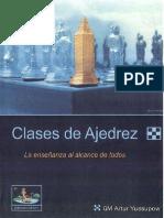 Clases de Ajedrez - A. Yusupow