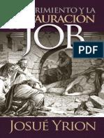 El sufrimiento y la restauración de Job- Josué Yrión