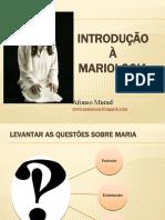 Introdução à Mariologia - Afonso Murad