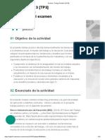 Trabajo Practico 3 TP3 Tecnologias Humanidades y Modelos Globales
