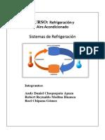 Sistemas de Refrigeración y Sus Componentes