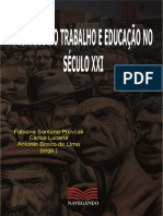 Livro - Desafios do trabalho e educação no século XXI