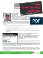 Pinoy Youth Ministry Quarterly Issue 1