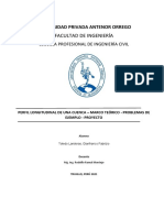 Cuenca Hidrográfica - Perfil Longitudinal (1)