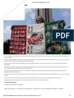 27/09/2019 Guerrero, con 544 desapariciones en 5 años