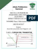 CURVAS DEL TRANSISTOR (1)