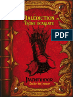 Pathfinder - Campagne n2 - La Maldiction Du Trne Ecarlate - Guide Du Joueur(1)