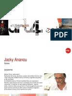 Présentation J Ananou