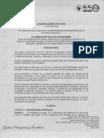 Acuerdo 97 de 2018