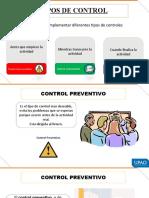 TIPOS DE CONTROL ADMINISTRATIVO_TRABAJO