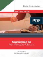 Organizacao Da Administracao Publica v Videoaula 14