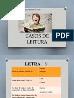 Casos de Leitura