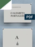 O Alfabeto Português