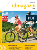 Radmagazin Eifel 2011