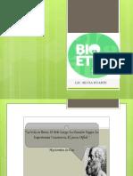 1. Introduccion Bioetica