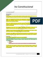 7 SEMANA. SEG - CONST - nacionalidade. direitos políticos. partidos políticos
