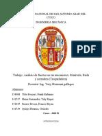 Análisis de Fuerzas en Un Mecanismo, Manivela, Biela y Corredera (Troqueladora)