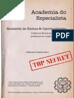 Academia do Especialista - PDF