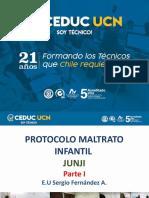 MALTRATO protocolo JUNJI