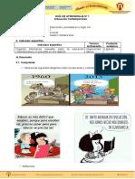 4. Guía de Aprendizaje Nº 1. Educación contemporánea (1)