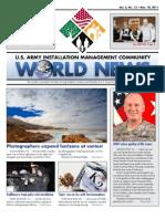 IMCOM World News, 18 March 2011