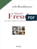 Freud Roudinesco Seuil