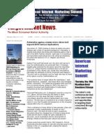 Black Consumer Authority-  Adrenalina Looks Beyond 2010 Census