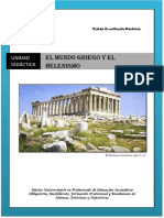 el mundo griego y el helenismo