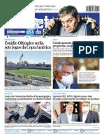 GAZETA DO ESTADO (GO) 15.06.21