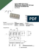 Display cuadruple hdsp-a47c