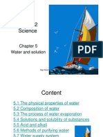 form 2 science Chapter 5