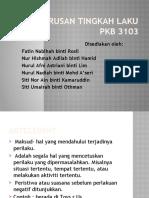 Pkb 3103 Isl (Week 10)