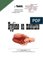 Hygiène en Maternité